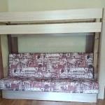 Двухъярусная кровать с диваном внизу - фото отзыв 2