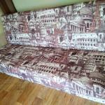 Двухъярусная кровать с диваном внизу - фото отзыв 4